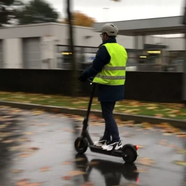 E-Scooter in Deutschland