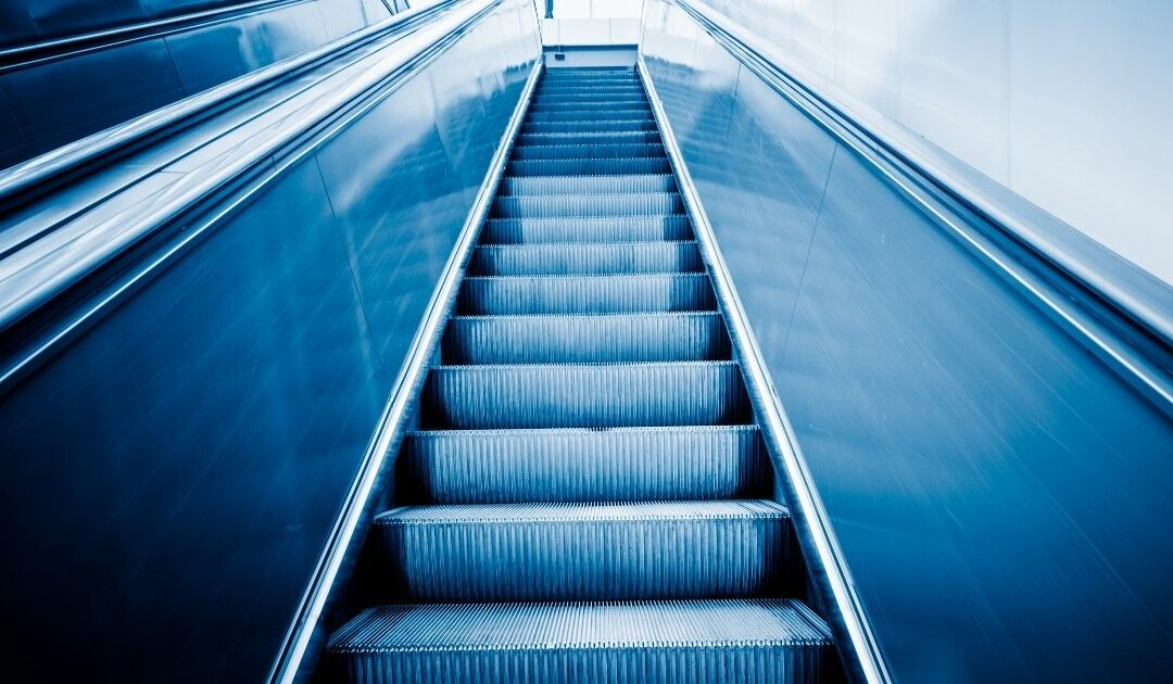 Show more respect for escalators!