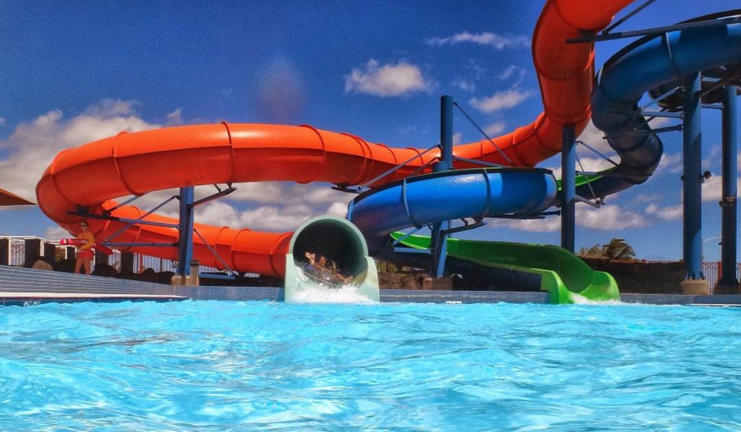 Mission Wasserrutsche: Sicherheitsprüfung mit Spaßfaktor