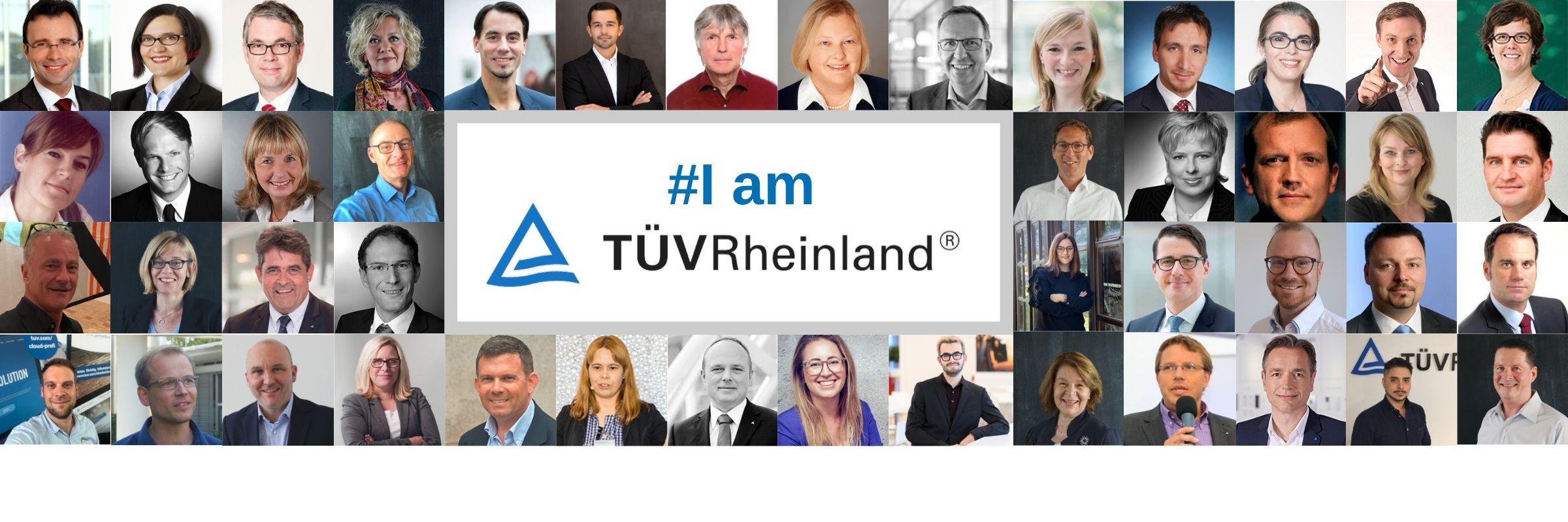 Blog Autoren TÜV Rheinland