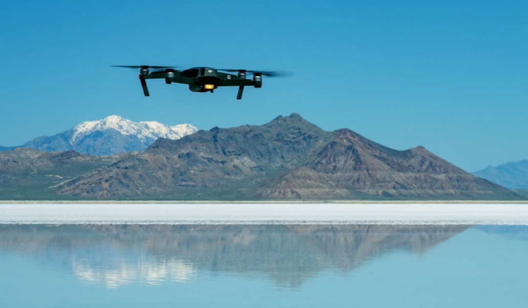 A bird's-eye view: where are drones allowed to fly?