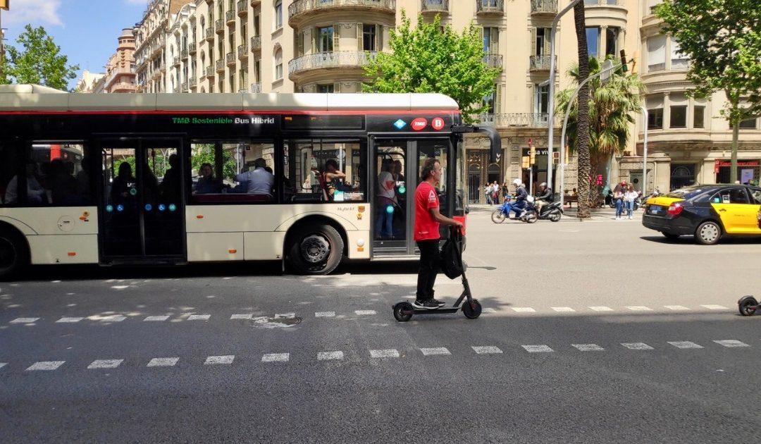 E-Scooter im Straßenverkehr – ein Balanceakt