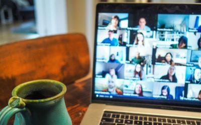 Corona-Tagebuch: Online moderieren & präsentieren