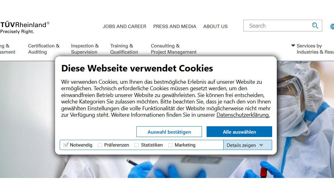 BGH-Urteil Cookies