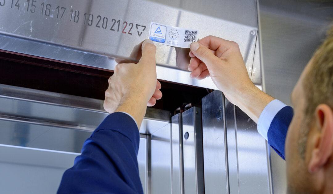Don't be afraid of elevators!