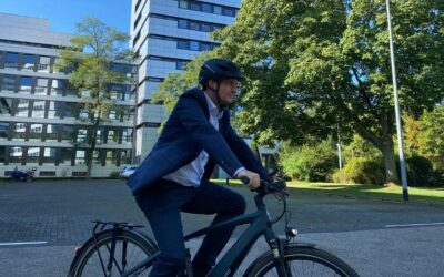 My Job Bike and me: successfully switching gears