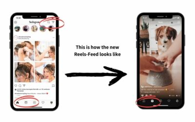Reels on Instagram and TikTok – how they work