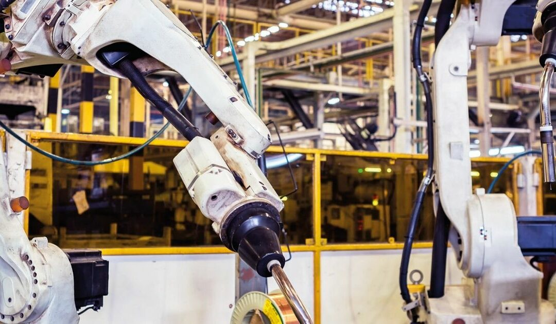 Industrie Roboter