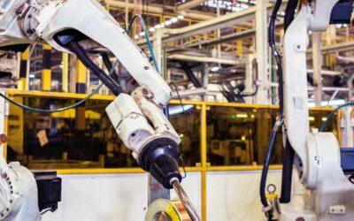 Sicherheits-Check für Industrie-Roboter