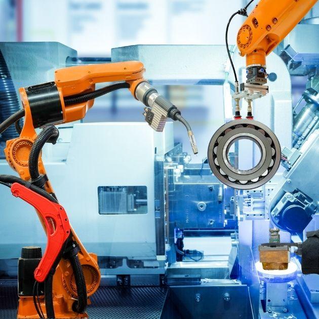 Roboter-Zellen