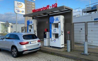 Ein Tag mit dem Wasserstoffauto – der Praxistest